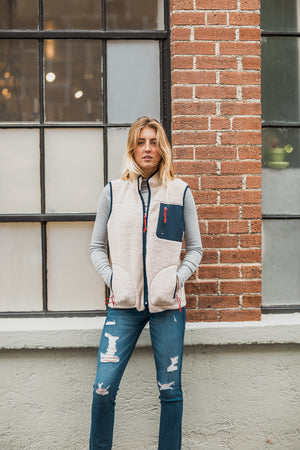 No Man's Land Sherpa Vest
