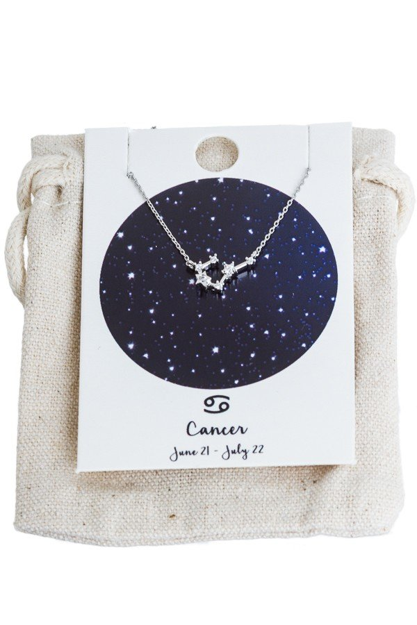 Dainty Constellation Necklace