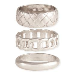 Wide Band Ring Collection