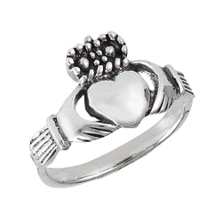 Claddah Ring Sterling Silver