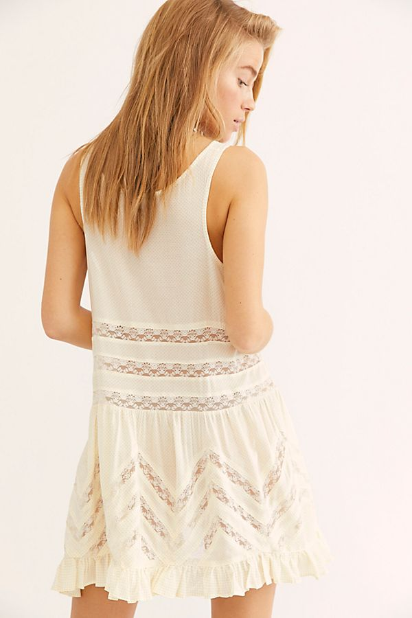 SLIP VOILE TRAPEZE by Free People