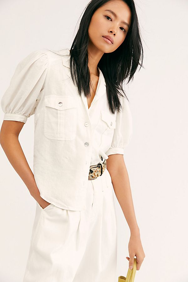 Safari Babe Top by Free People