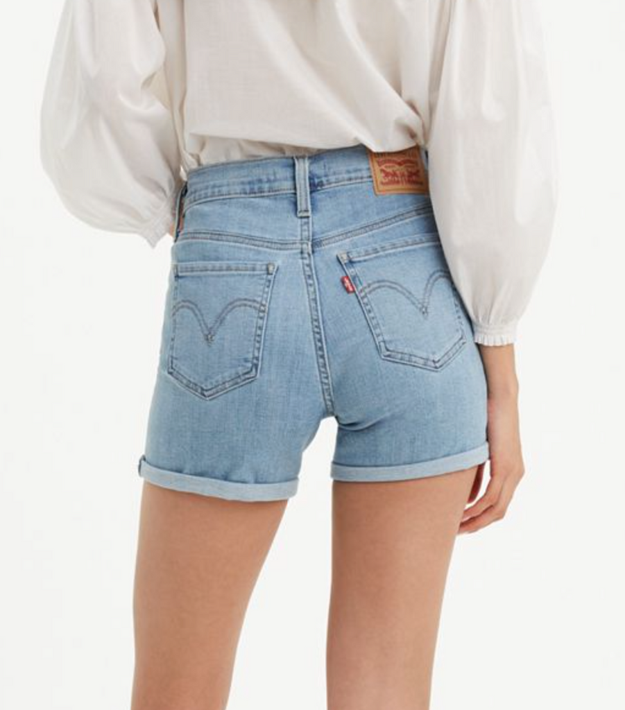 Levi's Mid Length Short Update