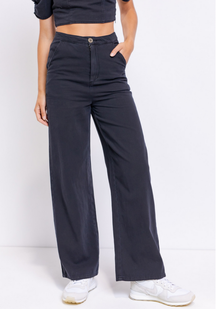 Willow Wide Leg Trouser