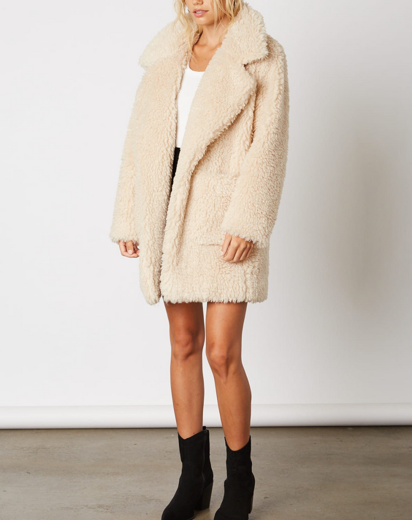 CHLOE COAT FUR