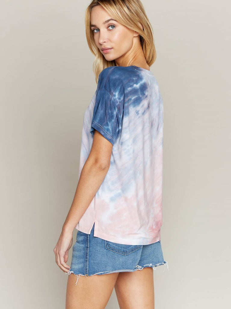 Stevie Tie Dye T Shirt