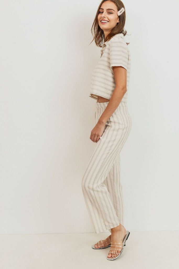 Kayla Striped Set (Pants)