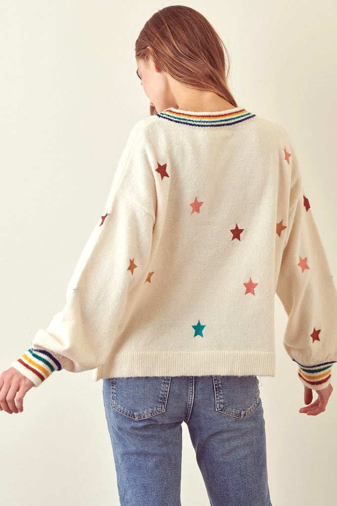"""Seeing Stars"" Sweater"