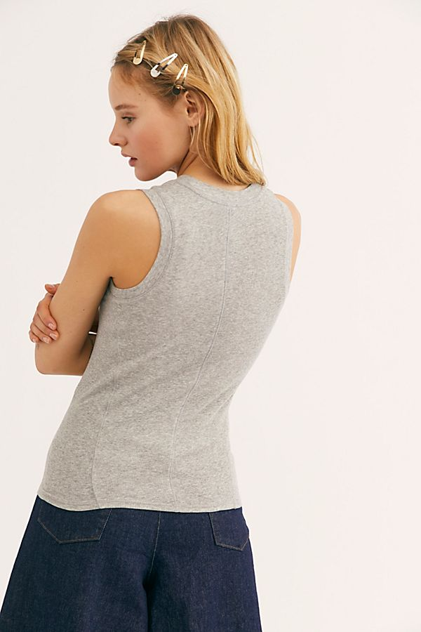 U-neck Tank by Free People
