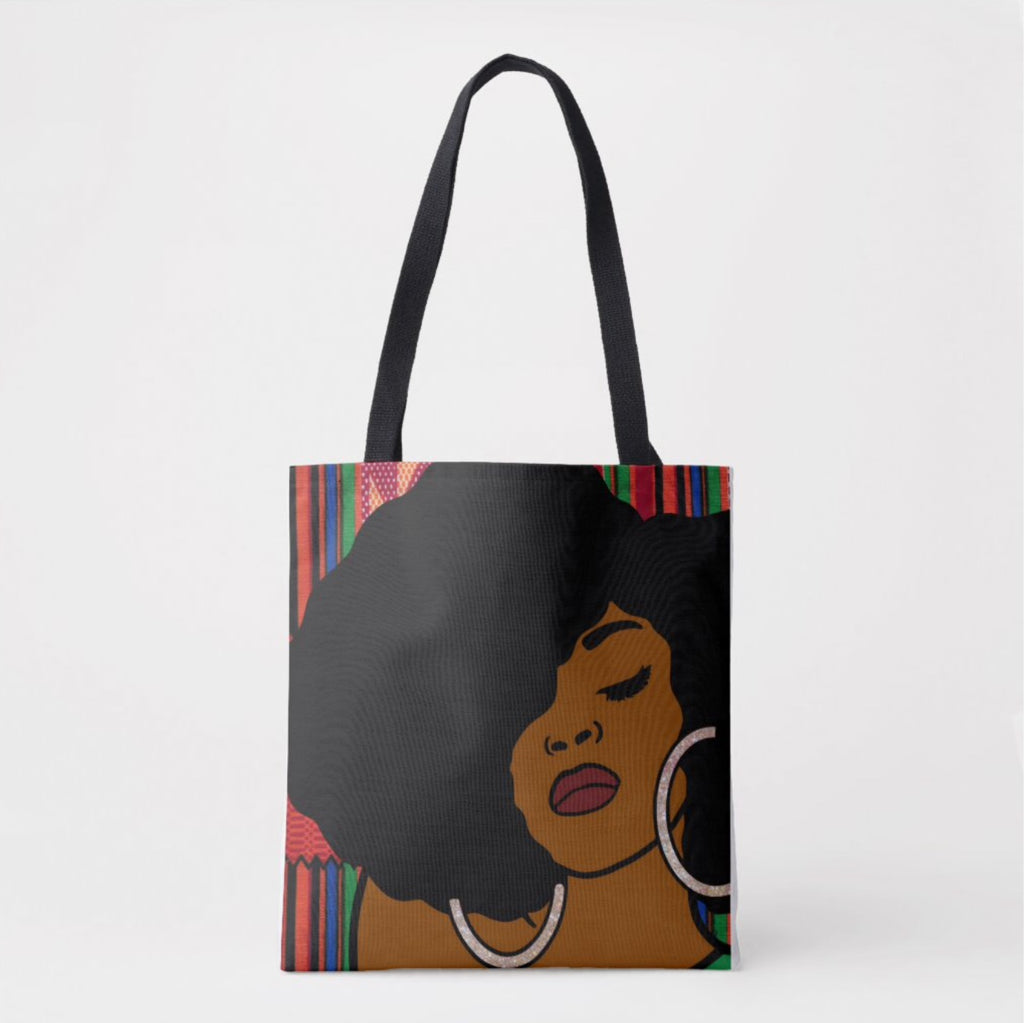 Black History Month Tote/Change