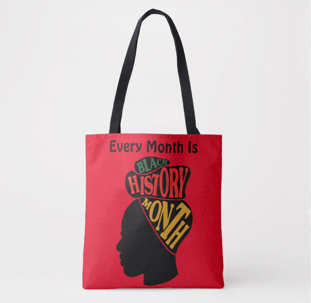Black History Month Tote/EveryMonth