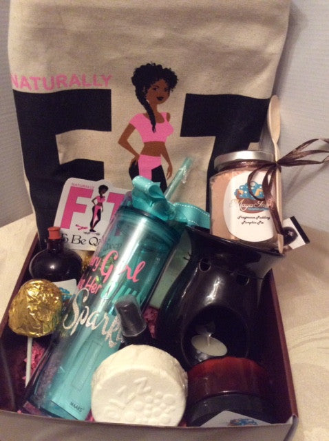 FitSpiration/SpaSensations Deluxe Box