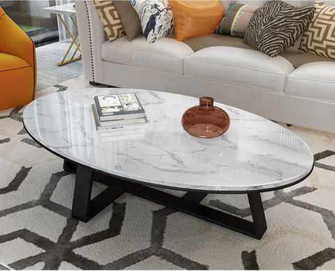 Akaa Marble Coffee Table