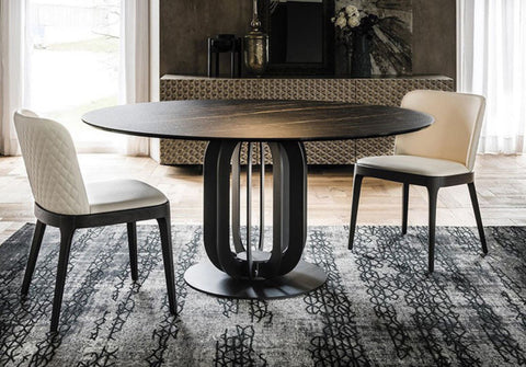 Faro Sintered Stone Dining Table