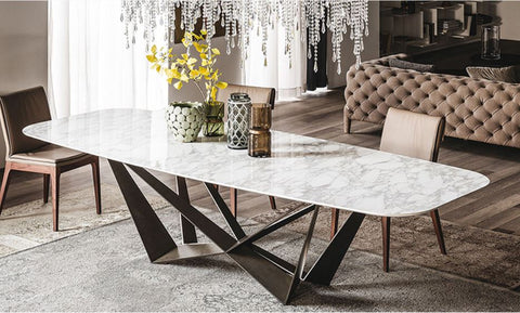 Marble Dining Table (Item No. 4)