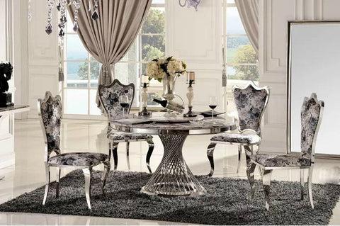Odesa Marble Dining Table