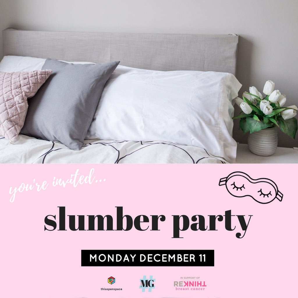Monday Girl Slumber Party December 13 2017