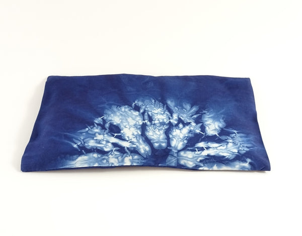 Serica Home Bamboo Eye Pillow Chrysanthemum