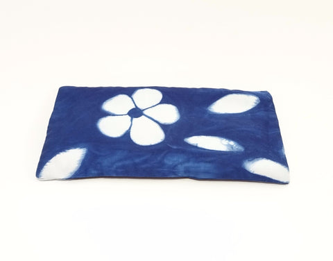 Serica Home Bamboo Eye Pillow Flower Garden