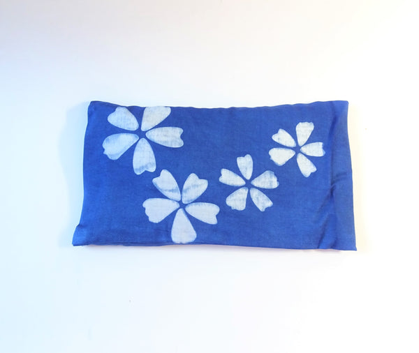 Bamboo Eye Pillow - Coreopsis
