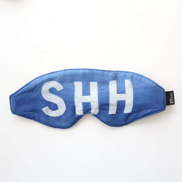 Sleep Mask - Shh