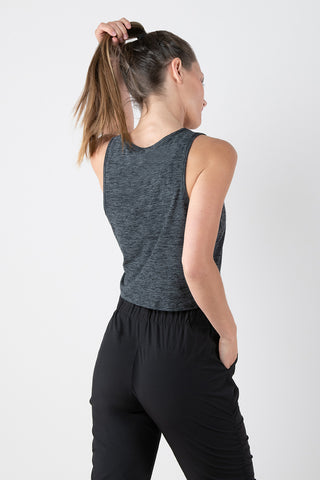 Day-To-Day Cropped Tank Top