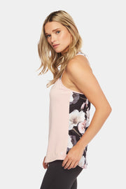 Delicate Floral Tank