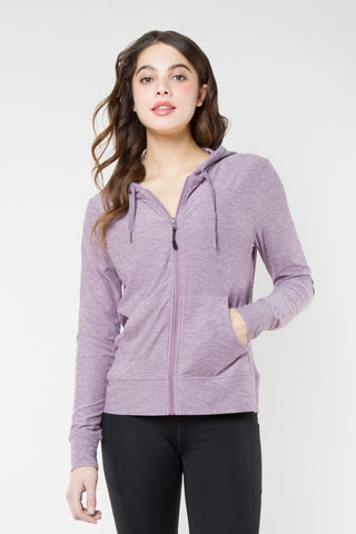 Day-To-Day Zip-Up Hoodie