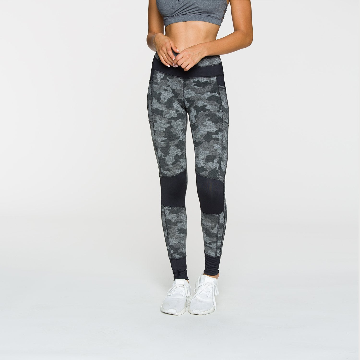 Kyodan Warm Camo Legging