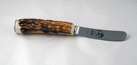 Elk Antler Butter Knife #1