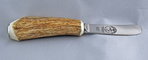 Elk Antler Butter Knife #4