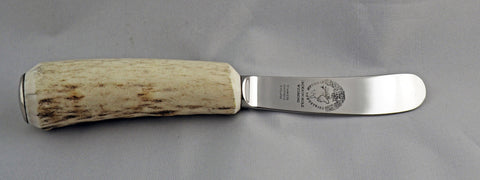 Elk Antler Butter Knife #3
