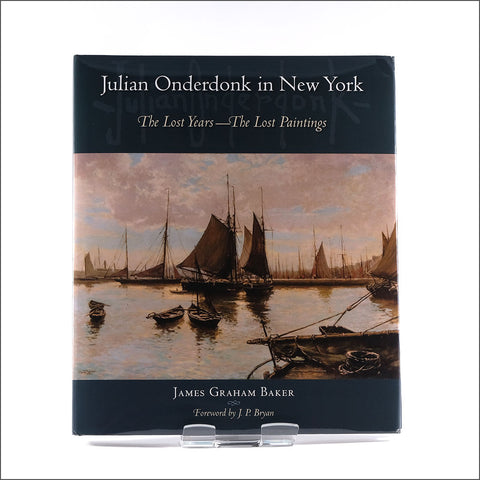 Julian Onderdonk in New York: The Lost Years, The Lost Paintings