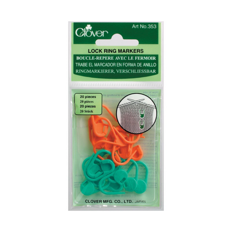 Clover Quick Locking Ring Markers