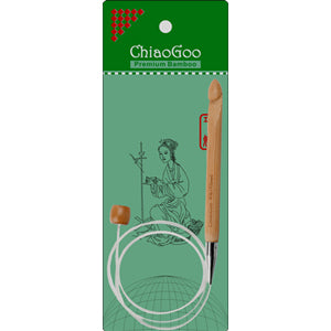 ChiaoGoo Flexible Tunisian Crochet Hook