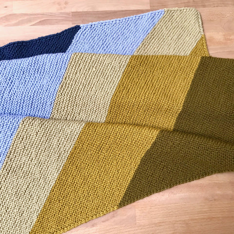 Gradient Blanket Recipe PDF