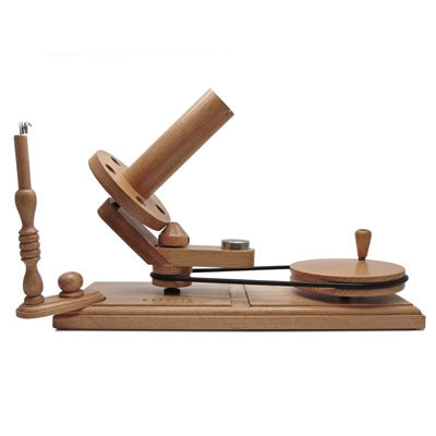 Beechwood Yarn Winder