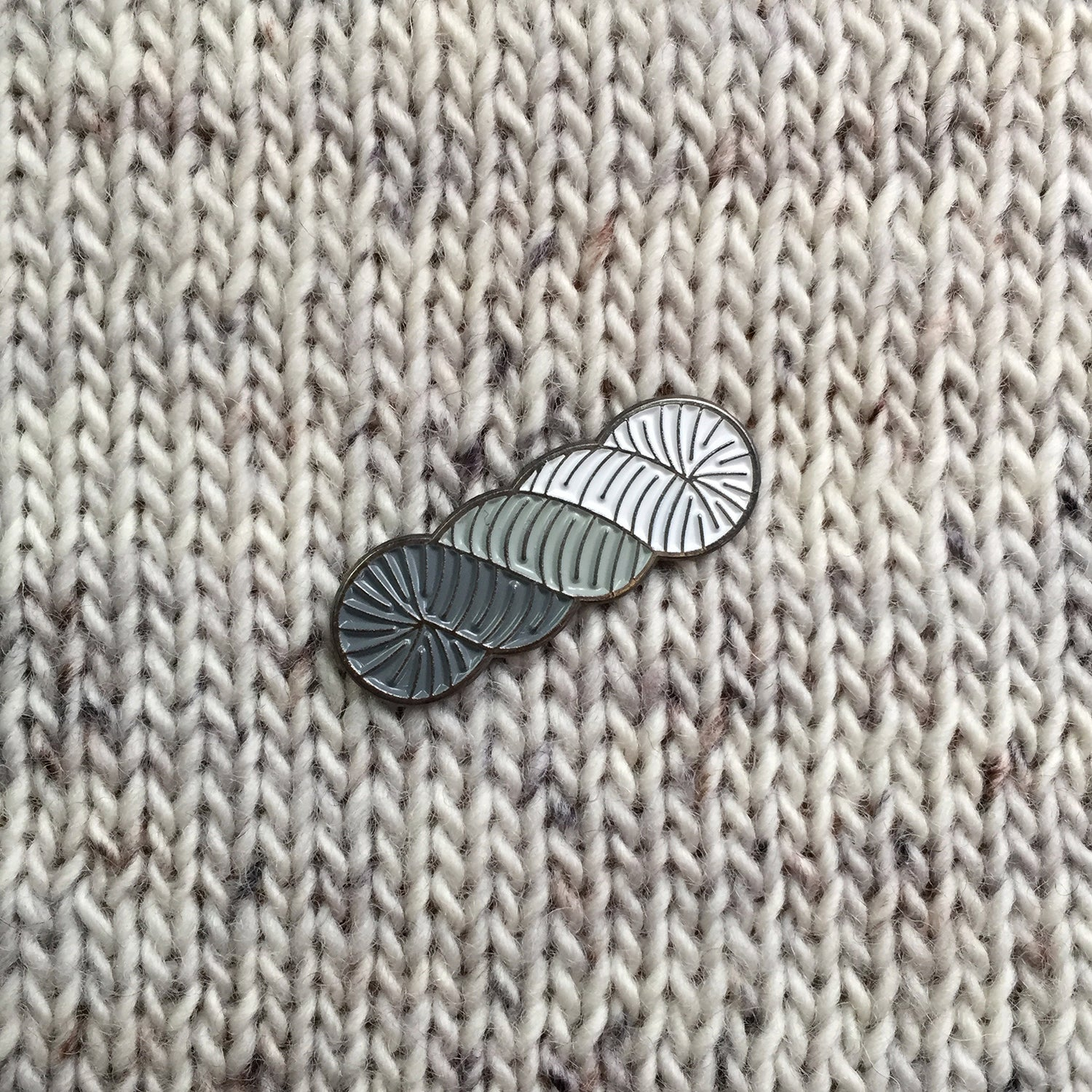 Soft Skein Enamel Pin