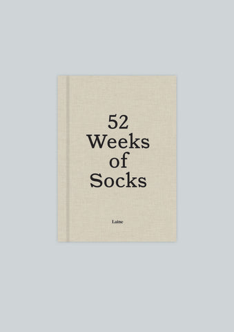 52 Weeks of Socks - Laine Publishing