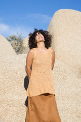Desert Tunic by Carrie Bostick Hoge