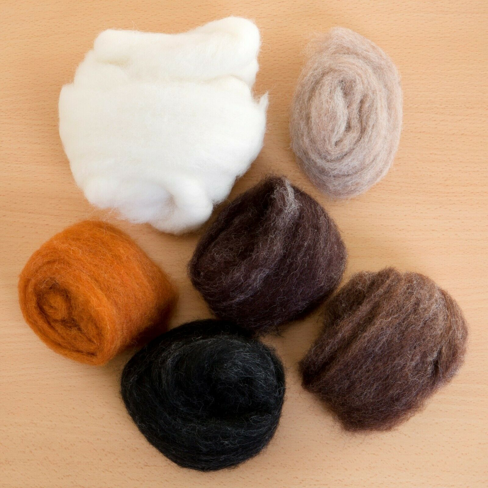 Woodland Wool Pack