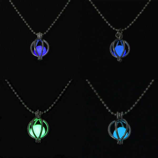 Basket of Life Luminous Necklace