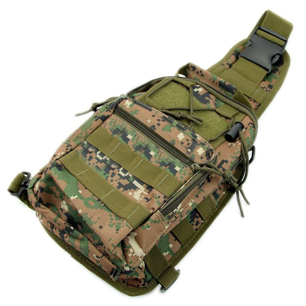 Military Tactical Shoulder Bag - Free Shipping