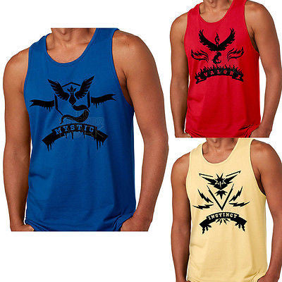 Pokemon Go Tank Top - FREE SHIPPING