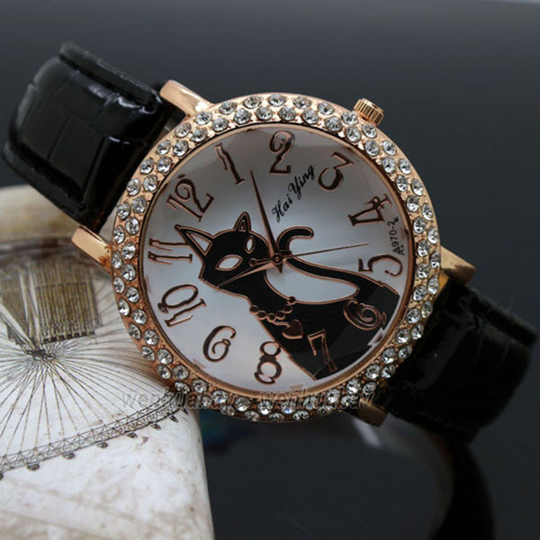 Sexxy Cat Ladies Watch - FREE SHIPPING