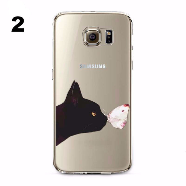 Happy Cat Samsung Cat Case - Just Pay $5.99 Shipping