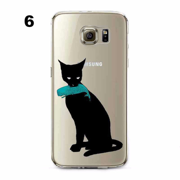 Happy Cat Samsung Cat Case - Giveaway