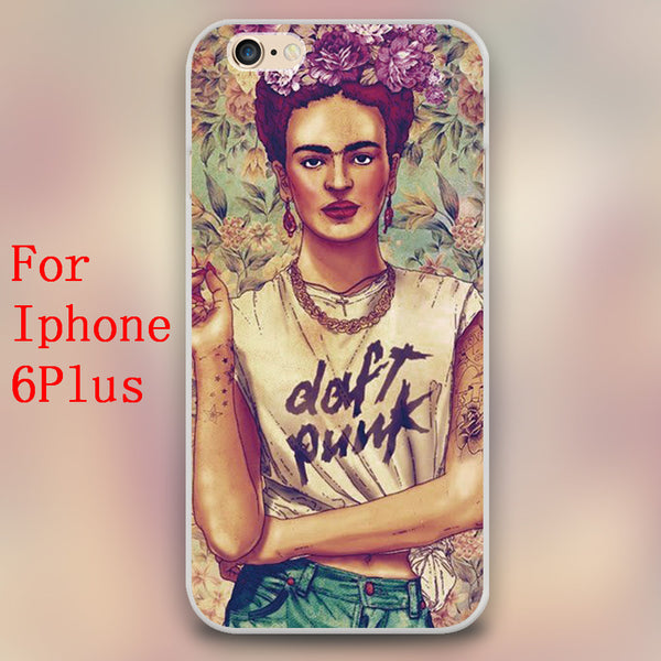 Frida Kahlo Iphone Case - Free Necklace