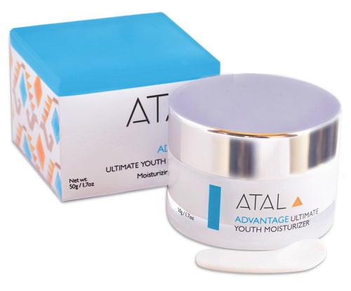 Ultimate Youth Moisturizer - Anti Aging Face Cream