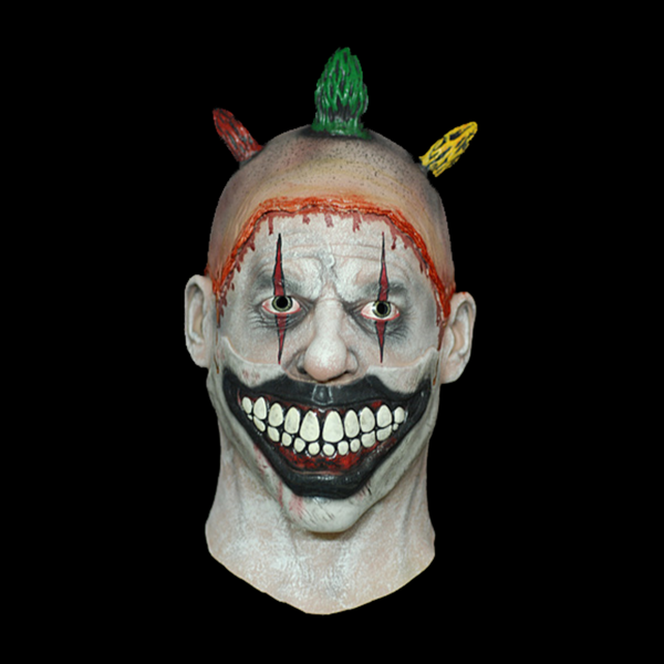 American Horror Story Twisty the Clown Mask - Metalhead Art & Design, LLC